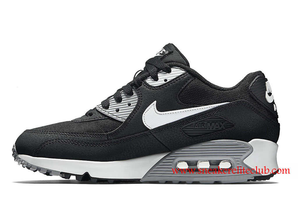 Nike Air Max 90 Essential Chaussure Pour Homme RougeArgent 537384_602