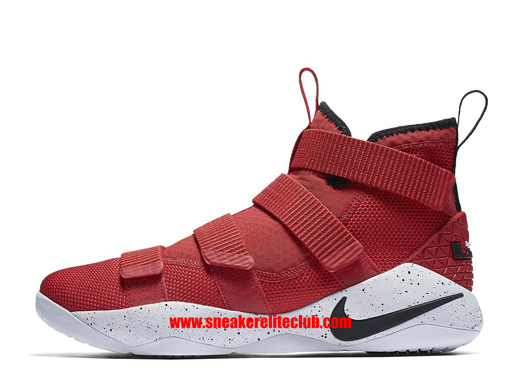 lowest price great deals 2017 offer discounts Chaussures De BasketBall Homme Nike Lebron Soldier 11 Prix Pas ...