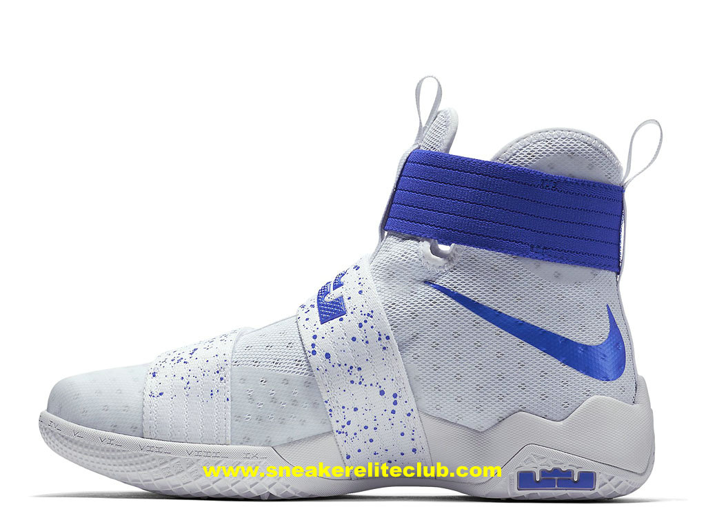 Pas Chaussures Cher Pour Nike Homme Soldier Lebron Zoom Blanc 10 xfwBqHXf