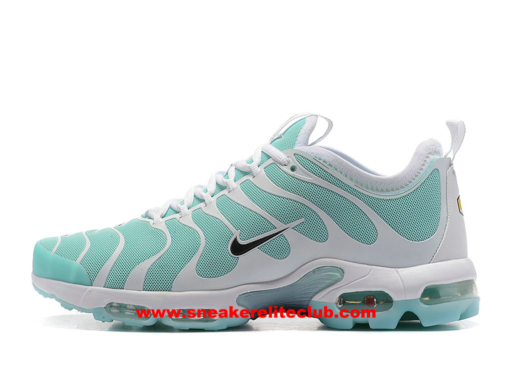 basket nike air max plus tn blanche