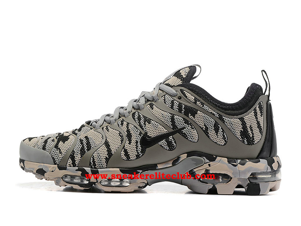 new product 1954f f8499 ... usa chaussures running nike air max plus tn femme pas cher prix gris  noir 33cac f750b
