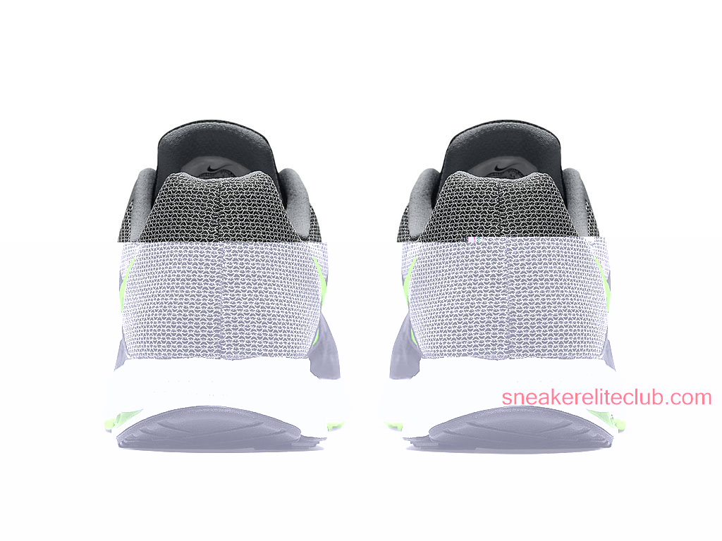 separation shoes ae904 b8f33 ... Chaussures Running Nike Zoom Winflo 2 Prix Pas Cher Pour Homme  NoirGrisVert