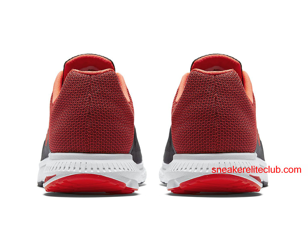 quality design 4f8fb 6af4a ... real chaussures running nike zoom winflo 2 prix pas cher pour homme  rouge noir 7d643 a078a
