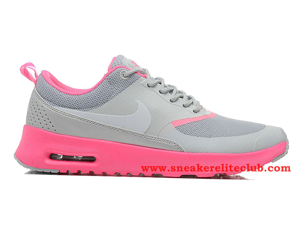 chaussure nike fille air max rose