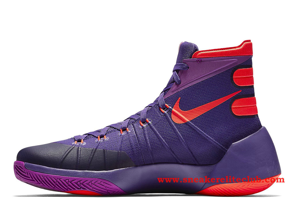 best sneakers 60c9e 712ef ... spain nike hyperdunk 2015 lmtd basketball homme pourpre rouge 749562  565 d2869 505d0